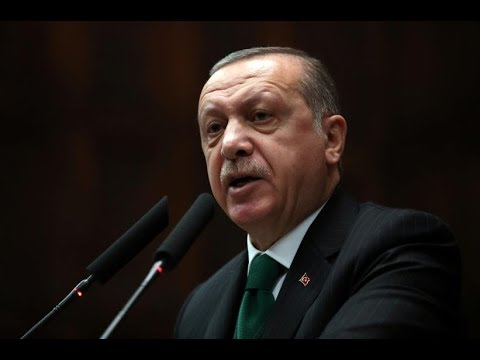 Turkish President calls accusations of family bank transfers abroad lies
