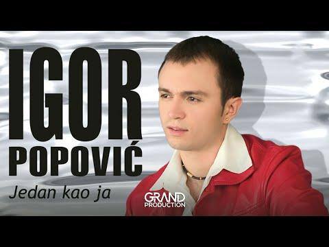Igor Popovic - Kako mi je,znas li - (Audio 2004)