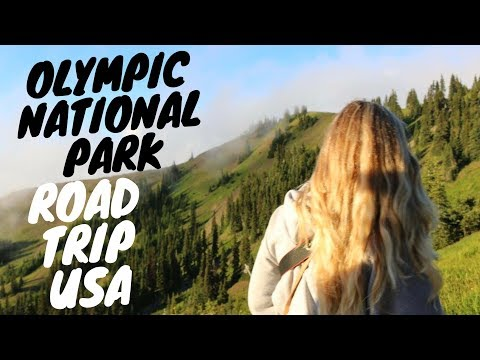 ROAD TRIP USA: Olympic National Park