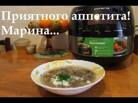 вкусный рецепт супа из подберезовиков