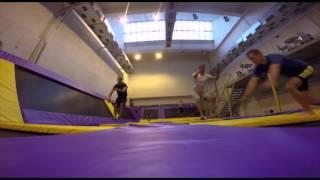 JumpPark Brno inspirace pro Vas