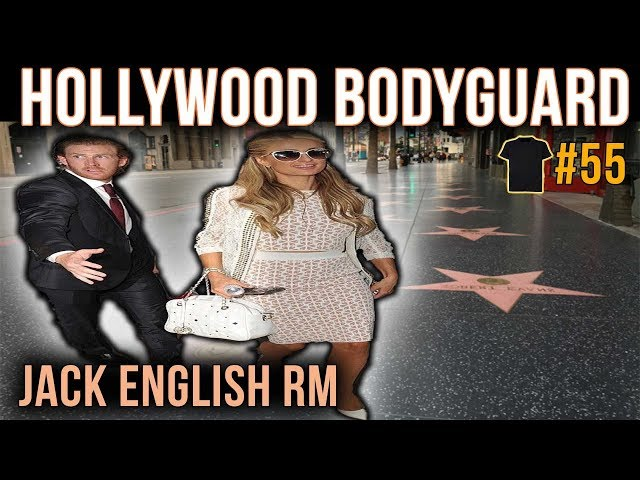 Hollywood Celebrity Bodyguard | Jack English | Royal Marines Commando | Afghanistan