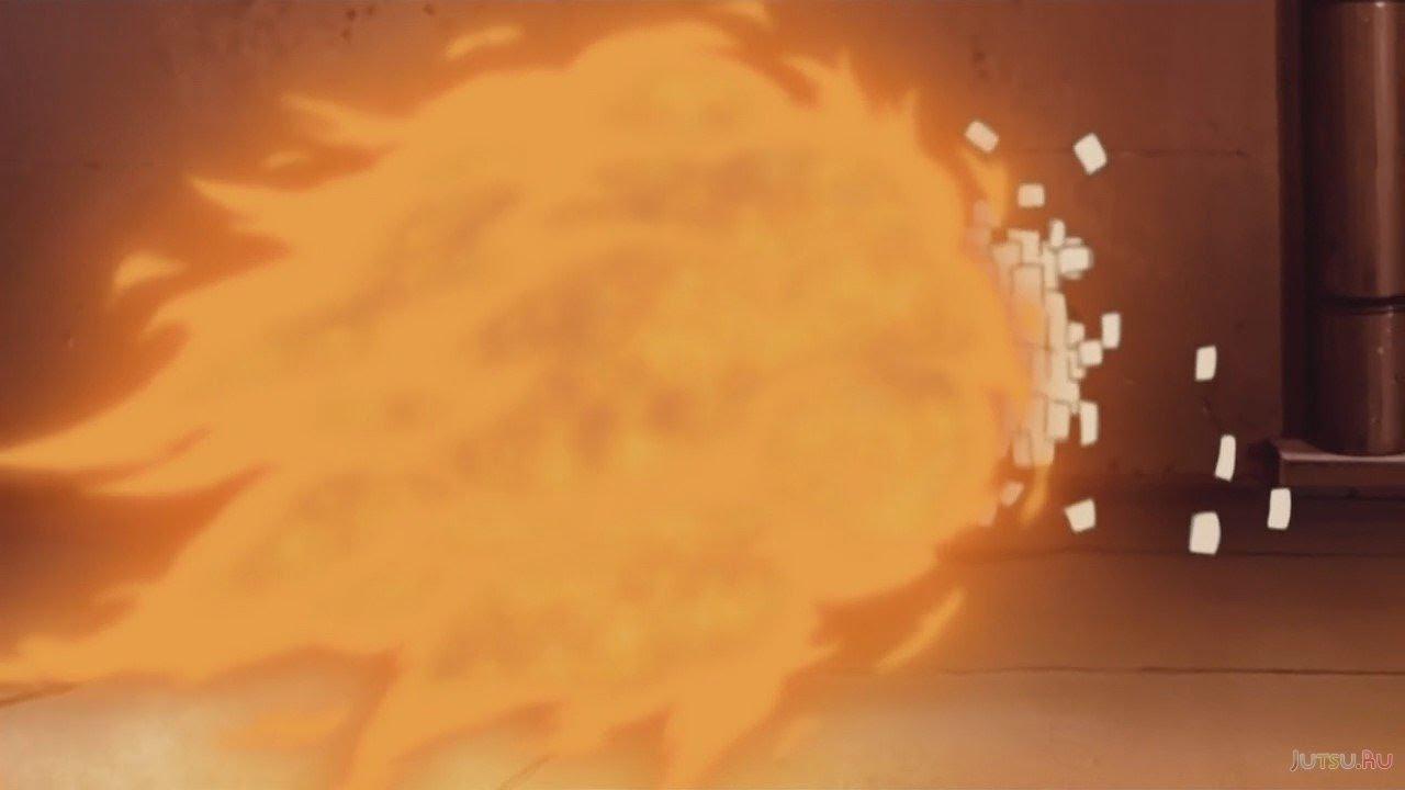 Jiraya - Katon: Endan | English SUB | Episode 130 | [Naruto]