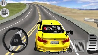 سيارات اطفال - ألعاب السيارات للأطفال - قيادة السيارة الصفراء - ألعاب السيارات للأطفال - KIDS CARS