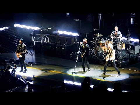 "U2 LIVE!: FULL SHOW in 4K / ""City of Big Shoulders"" / Chicago / June 28th, 2015"