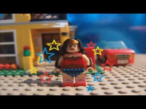 LEGO - The Amazing Adventures of Wonder Woman