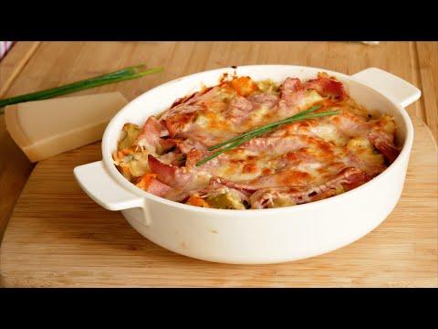 gratin-de-pommes-de-terre-au-jambon-🥔