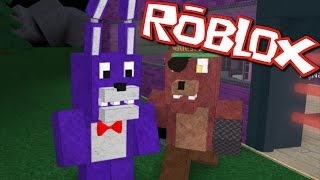 Roblox FIVE NIGHTS AT FREDDY'S TYCOON!! FNAF FACTORY MAYHEM!!