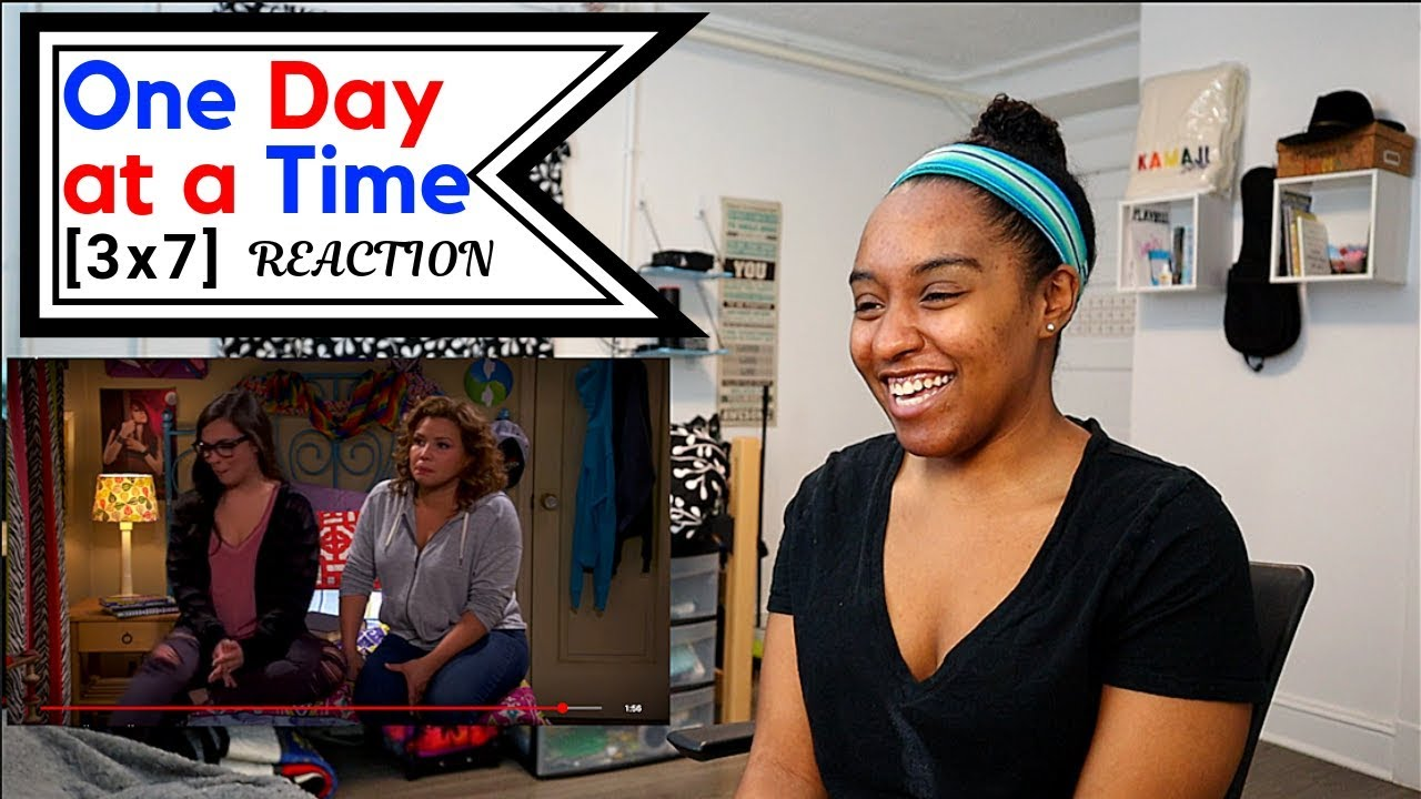 """Download One Day at a Time Season 3 Episode 7 """"The First Time"""" [Reaction]"""