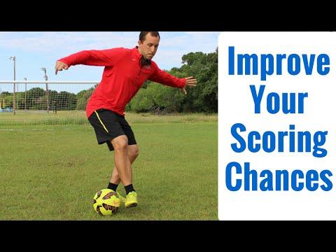 How To: Score More Goals - Forwards/Striker Tactics