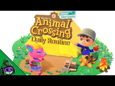 my-animal-crossing-daily-routine-2020