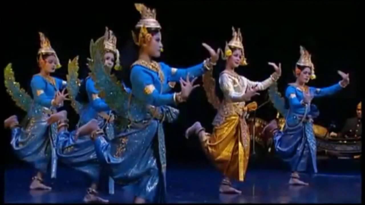ramayana story khmer reamker part 2 hanuman and sovan