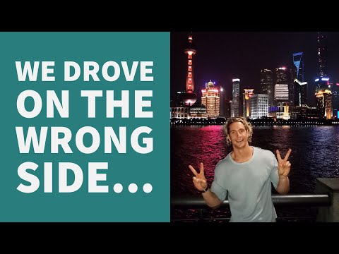 I nearly died in Shanghai: China Vlog Part 3