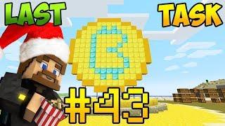 Minecraft LastTask 2 #43 - ТАЙНЫЙ САНТА, НОВОГОДНЯЯ СЕРИЯ