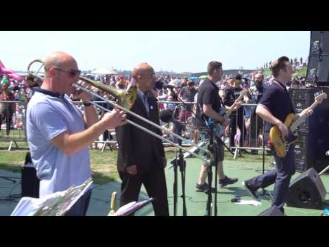 Ska Dogs   Live at the Bandstand   29th May 2016 - 4K