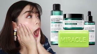 MY HONEST REVIEW OF SOME BY MI MIRACLE SET (ENG SUB)