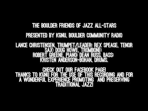 New Orleans - Boulder Friends of Jazz All-Stars