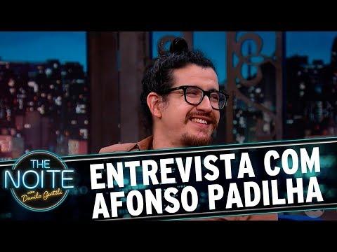 Entrevista com Afonso Padilha | The Noite (26/09/17)