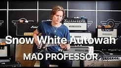 Mad Professor Snow White AutoWah (GB) demo by Marko Karhu and Sami Sallinen