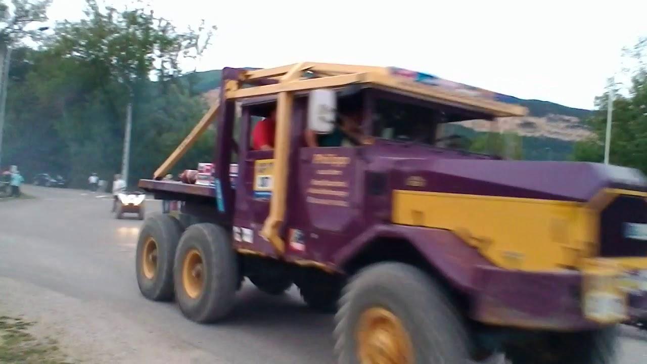 Europa truck trial montalieu 2019, galevinc