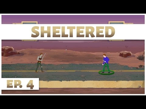 Sheltered - Ep. 4 - Food For Days! - Let's Play - Gameplay