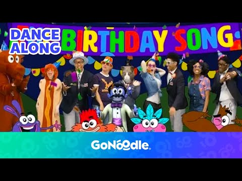 The Birtay Song - The Champiverse  GoNoodle