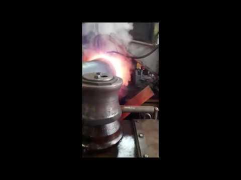 Станок для гнутья труб, изготовление отводов гнутых