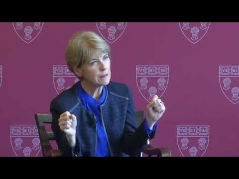 A conversation with Martha Coakley at HLS