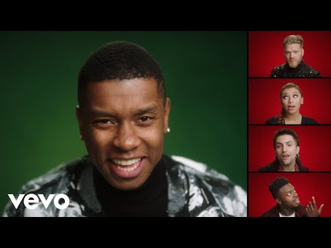[OFFICIAL VIDEO] You're A Mean One, Mr. Grinch – Pentatonix