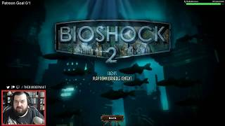First Time Playthrough of Bioshock 2 (DLC Edition)! Episode 5