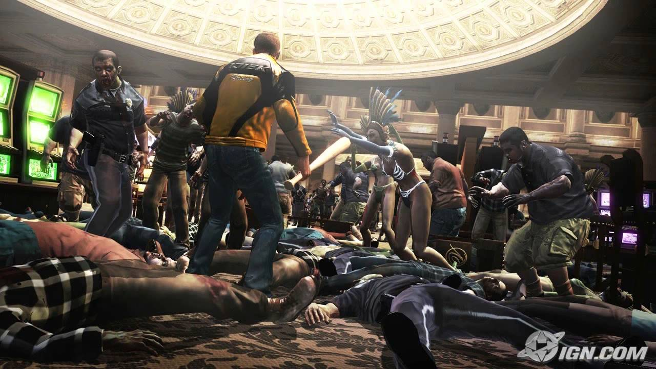 Los 5 mejores juegos de zombies.. xD