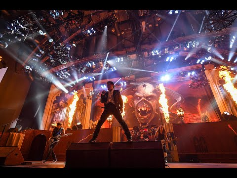 Iron Maiden 2019 Live Full Concert HD 4K// Legacy Of The Beast Tour //Hartford CT  8-3-2019
