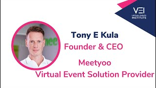 5 Questions with Tony E Kula, Founder & CEO, meetyoo