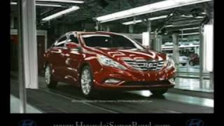 Hyundai Super Bowl Commercial 2010 | 2010 Super Bowl 44 Ad | Hyundai Sonata