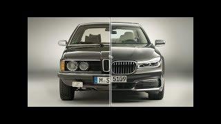 Вот почему BMW 7 серии лучший люксовый седан.  История модели BMW 7 series