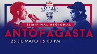 Semifinal Regional Antofagasta, Chile 2019   Red Bull Batalla de los Gallos