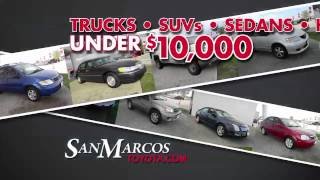 Price Sells! Find Budget Priced Used Cars For Sale In San Marcos Texas