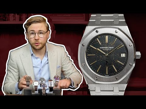 Audemars Piguet Royal Oak 5402 A-serie, Rolex Submariner 16803 And More! - This Week's Watches 62