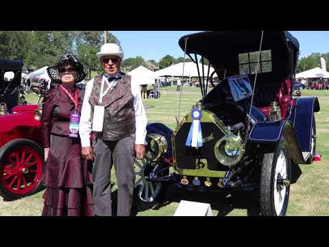 1910 Oakland 24 Runabout at The Atlanta Concours d'Elegance!