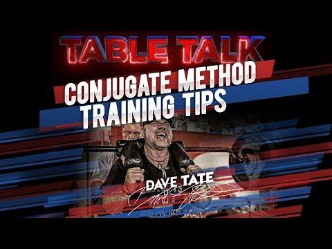 Conjugate Method Training Tips | elitefts.com