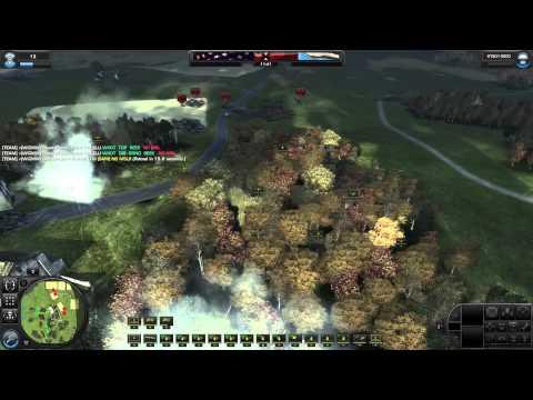 World in Conflict - Enhanced Infantry Tactics (MW Mod Development)