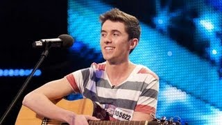 Download Ryan O'Shaughnessy - No Name - Britain's Got Talent 2012 audition - UK version
