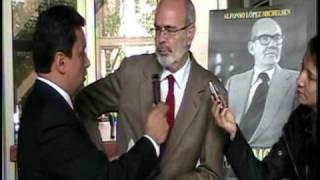 Entrevista Doctor Alfonso López Caballero
