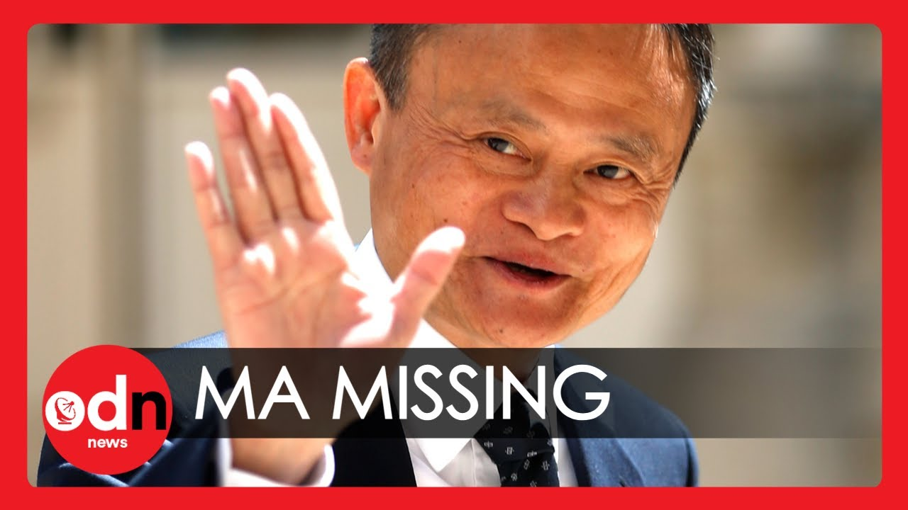Billionaire Jack Ma Goes Missing After Criticising Chinese Communist Party