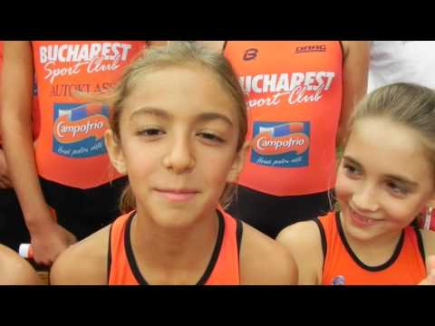 Bucharest Sport Club - Revista Junior Sport - partea I