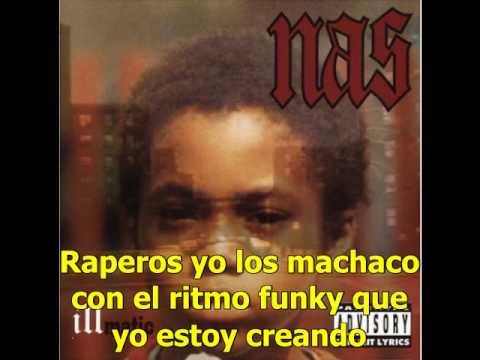 Nas - NY State of Mind subtitulada español