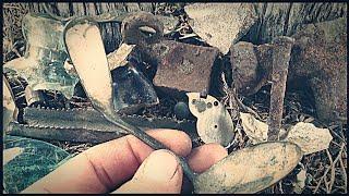 Metal Detecting Relics Galore, Marijuana A New Friend