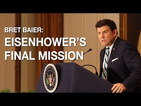 Bret Baier at the Nixon Library | Richard Nixon Presidential Library and Museum