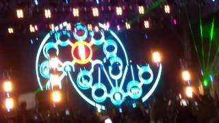 Skrillex India tour -Delhi ,Huda Grounds 2015