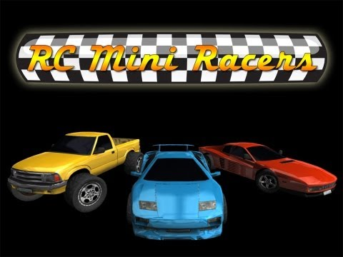 RC Mini Racers - Universal - HD Gameplay Trailer